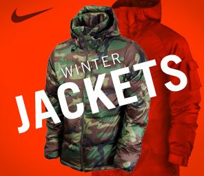 WINTER JACKETS ON SALE