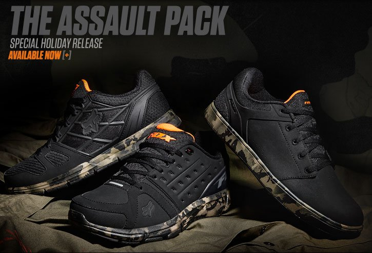The Assault Pack