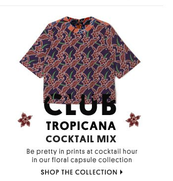 CLUB TROPICANA COCKTAIL MIX - Shop The Collection