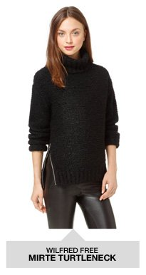 Wilfred Free Mirte Turtleneck