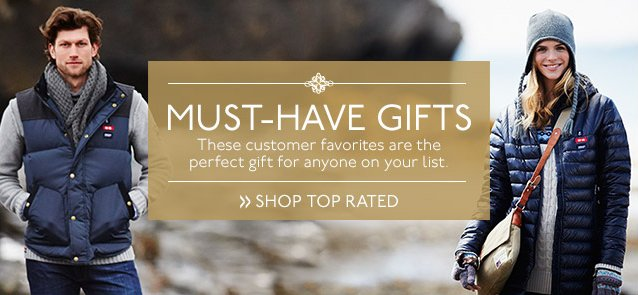 MUST-HAVE GIFTS | Shop Top Rated