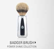 Power Shave Brush