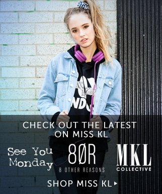 See What's New on Miss KL