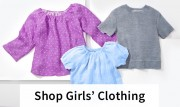 Shop Girl's Clothing