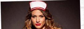 Nurse costume FLIRTY NURSE