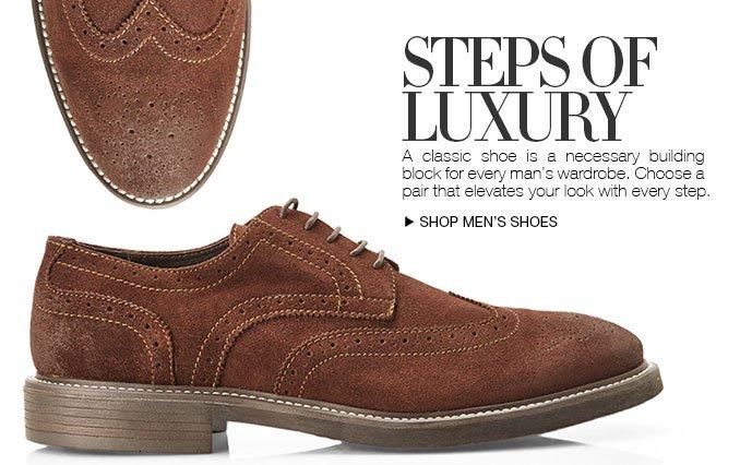 Shop Steps Of Luxury
