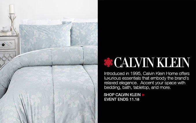 Shop Calvin Klein Home