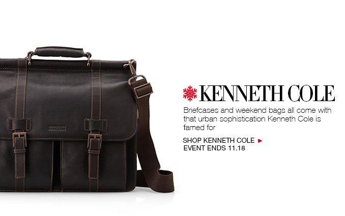 Shop Kenneth Cole Luggage