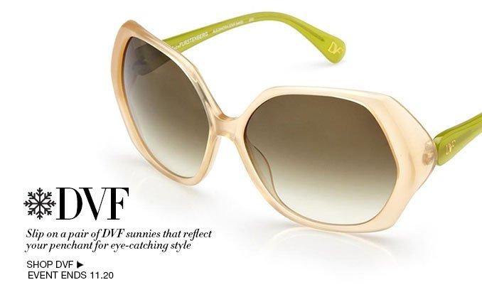Shop DVF Sunglasses