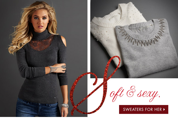 Sweaters for Her