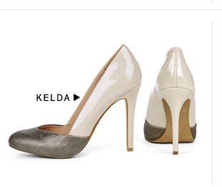 Add a little glamour: Shop Kelda
