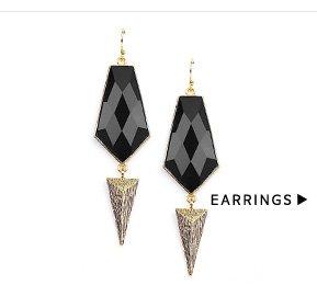Add a little glamour: Shop Earrings