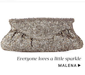 Add a little glamour: Shop Malena