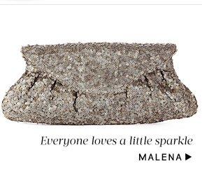 Add a little glamour: Shop Malena