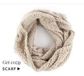 Add a little glamour: Shop Scarf