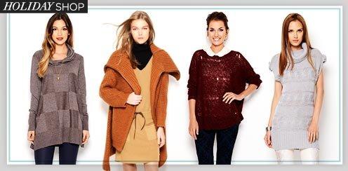 Winter Knitwear Shop