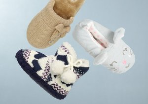 Cozy Feet: Kids' Slippers