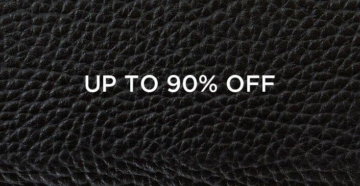 Sunday Savings Up To 90% Off