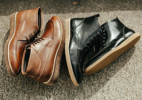 Shop Ballin' on a Budget: Footwear