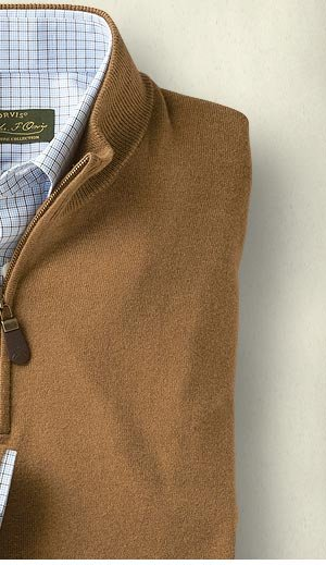Our perfectly paired shirts and sweaters make great gifts.