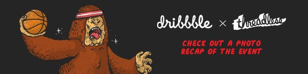 Dribbble Party Wrapup