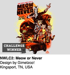 NWLC2: Meow or Never
