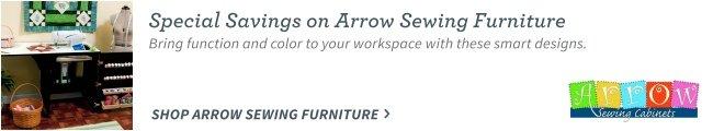 Arrow Sewing Furniture