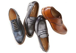 Italian Style: Oxfords & Loafers
