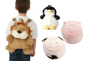 Plush Pals by Just Pretend Kids