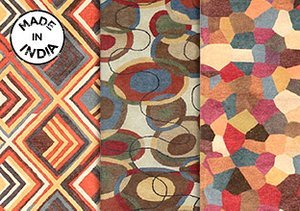 Made In India: One-of-a Kind Rugs