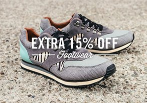 Shop Few & Final Footwear: 15% Off