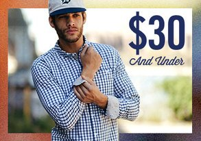 Shop $30 & Under Heritage Button-Downs
