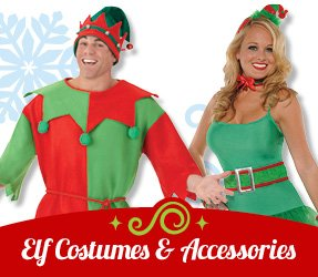 Elf Costumes & Accessories