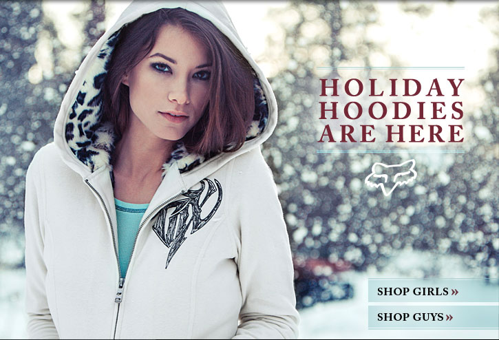 Holiday Hoodies