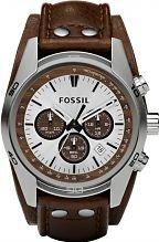 Men's Fossil Trend Chronograph Cuff