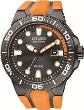 Men's Citizen Scuba Fin Eco-Drive