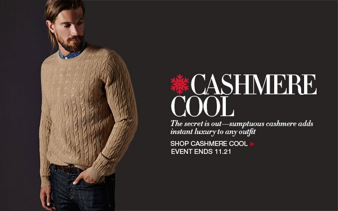 Shop Mens Cashmere