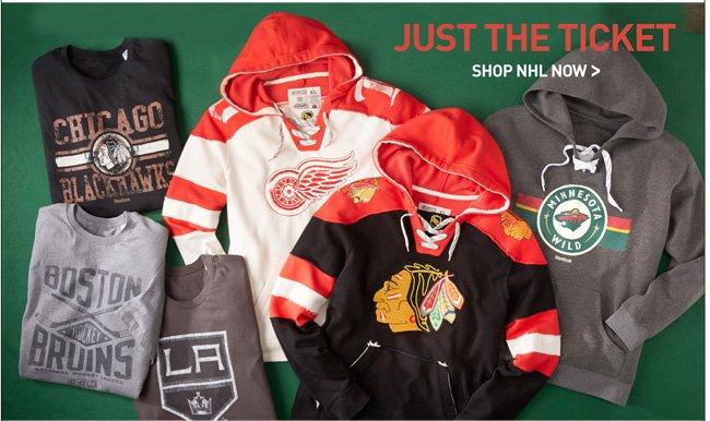 Shop NHL
