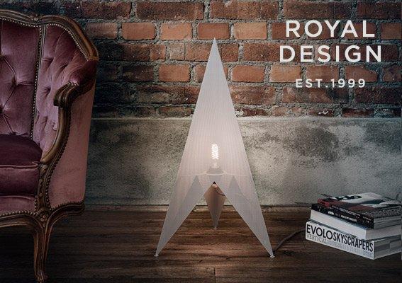 Royal Design Rocket