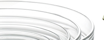 10-Piece Glass Nesting Bowl Set $29.95