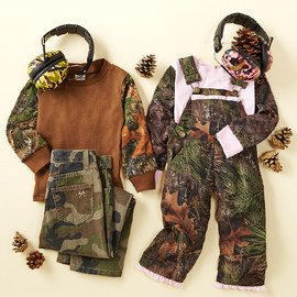 Covered in Camo Collection