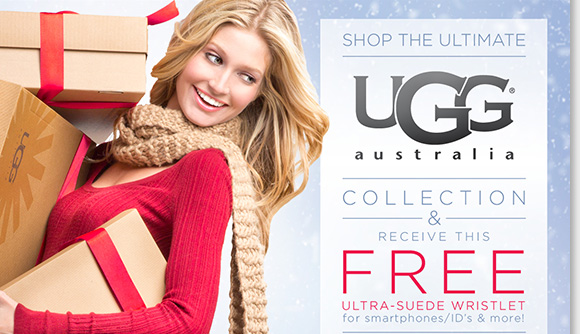 Shop the season's must-have styles from UGG® Australia for women and men! We have the ultimate collection, plus enjoy a FREE ultra-suede wristlet with any regular price purchase.* Shop now to find the best selection online and in-stores at The Walking Company.
