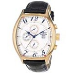 Invicta 14330 Men's Specialty Champagne Dial Interchangeable Leather Strap Watch