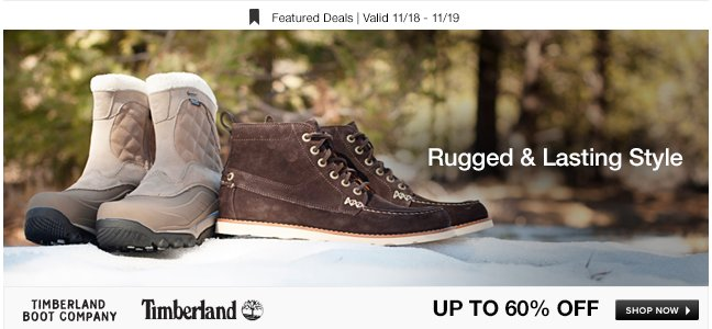 Rugged and Lasting Style