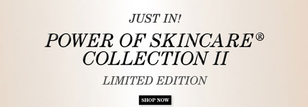 Trish McEvoy Presents Power of Skincare® Collection II - Limited Edition