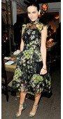 Camilla Belle Honors Erdem At A Los Angeles Dinner.