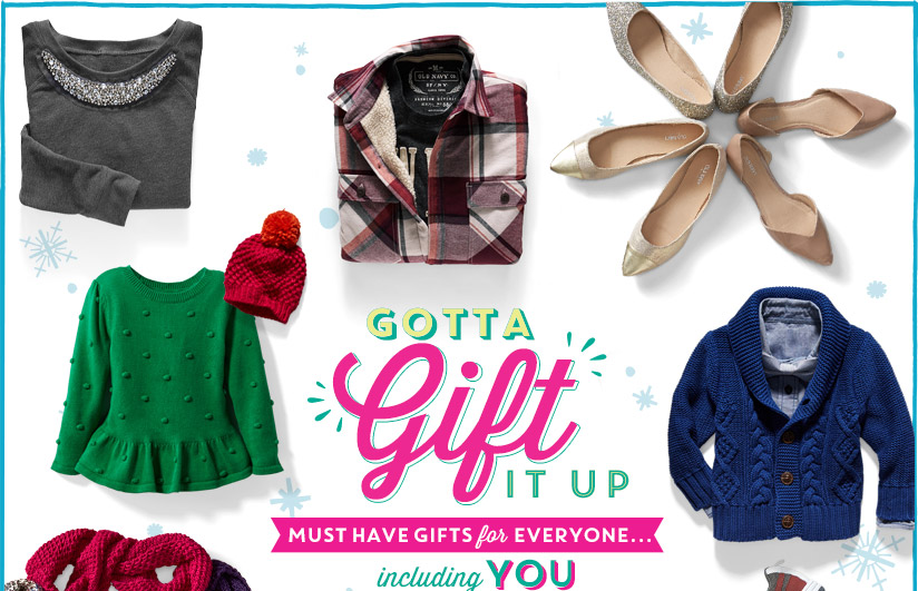 GOTTA Gift IT UP | MUST HAVE GIFTS for EVERYONE... including YOU