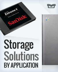 Storage and Drives Solutions