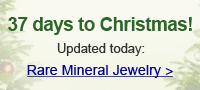 Rare Mineral Jewelry