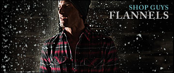 Guys Flannels